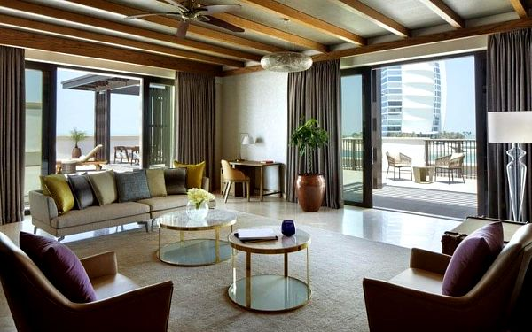 Jumeirah Al Naseem, Dubai, Spojené arabské emiráty, Dubai, letecky, snídaně v ceně2