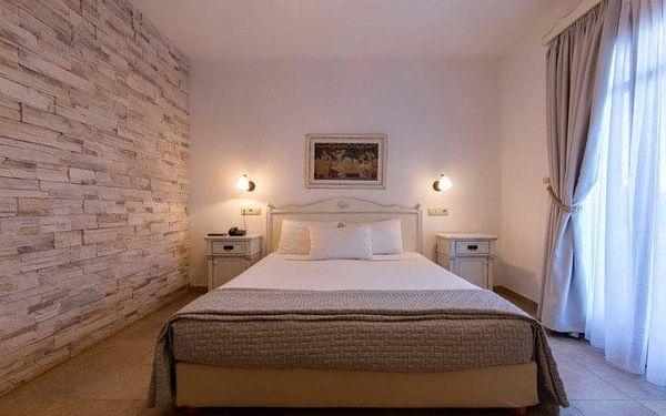 Plaza Beach hotel, Naxos, Řecko, Naxos, letecky, snídaně v ceně3