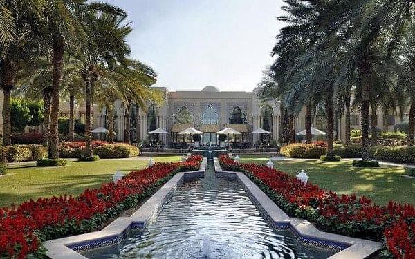 One and Only Royal Mirage, Dubai, Spojené arabské emiráty, Dubai, letecky, polopenze2