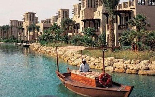 Jumeirah Dar Al Masyaf, Dubai, Spojené arabské emiráty, Dubai, letecky, snídaně v ceně2