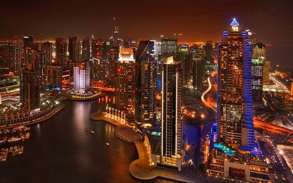 Grosvenor House, a Luxury Collection Hotel, Dubai, Dubai, Spojené arabské emiráty, Dubai, letecky, polopenze2