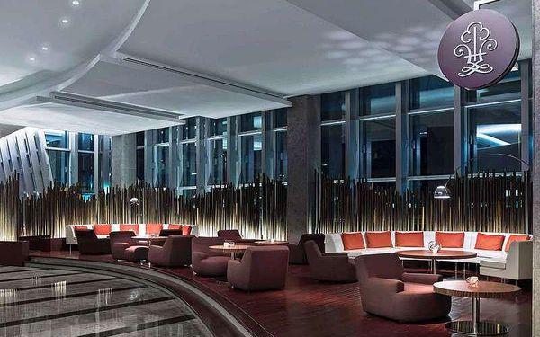 Sofitel Dubai Downtown, Dubai, Spojené arabské emiráty, Dubai, letecky, snídaně v ceně3