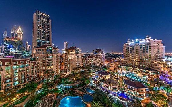 Swissôtel Al Murooj Dubai, Dubai, Spojené arabské emiráty, Dubai, letecky, snídaně v ceně2