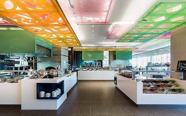 Sofitel Dubai Downtown, Dubai, Spojené arabské emiráty, Dubai, letecky, snídaně v ceně4