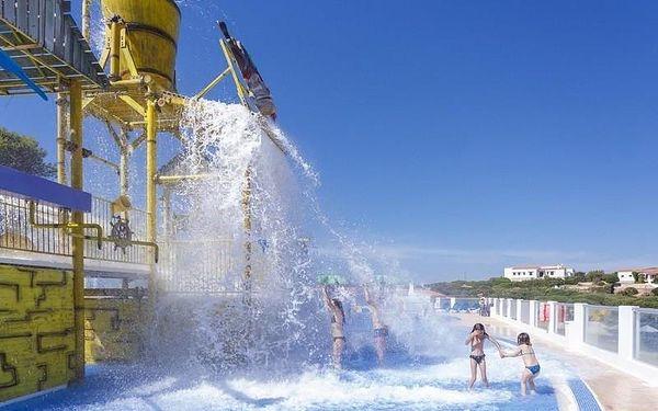 Carema Club Resort, Menorca, Španělsko, Menorca, letecky, bez stravy2