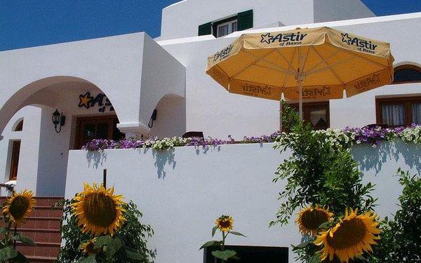 Astir of Naxos, Naxos, Řecko, Naxos, letecky, snídaně v ceně2