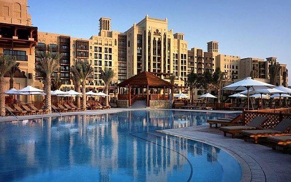 Jumeirah Mina A´Salam, Dubai, Spojené arabské emiráty, Dubai, letecky, snídaně v ceně4