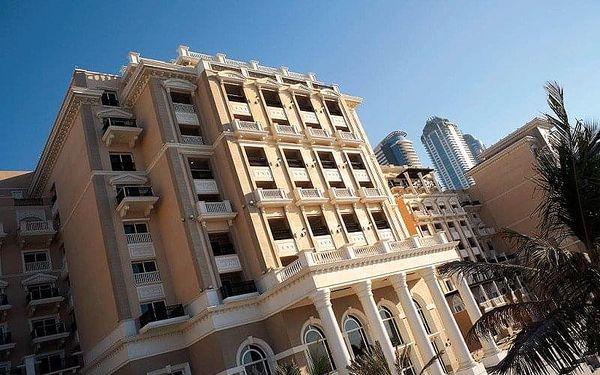 The Westin Dubai Mina Seyahi Beach Resort & Marina, Dubai, Spojené arabské emiráty, Dubai, letecky, snídaně v ceně4