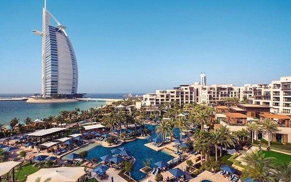 Jumeirah Al Naseem, Dubai, Spojené arabské emiráty, Dubai, letecky, snídaně v ceně3
