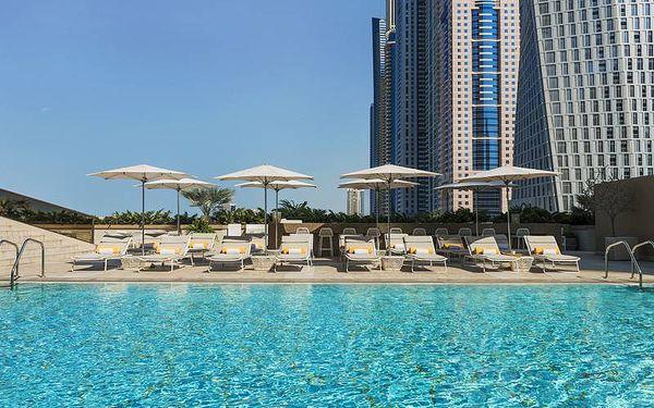 Grosvenor House, a Luxury Collection Hotel, Dubai, Dubai, Spojené arabské emiráty, Dubai, letecky, polopenze3
