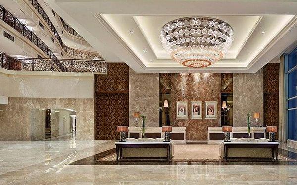 Waldorf Astoria Dubai Palm Jumeirah, Dubai, Spojené arabské emiráty, Dubai, letecky, snídaně v ceně4
