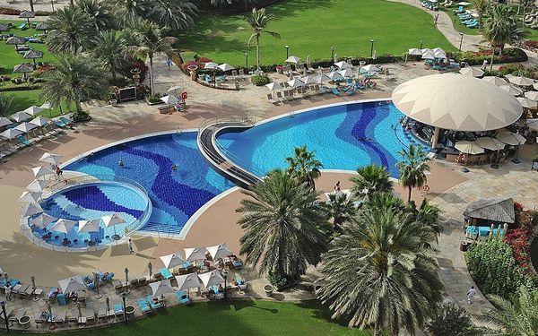 Le Royal Méridien Beach Resort and Spa, Dubai, Spojené arabské emiráty, Dubai, letecky, polopenze4