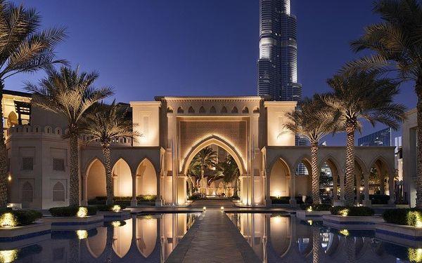 Palace Downtown Dubai, Dubai, Spojené arabské emiráty, Dubai, letecky, snídaně v ceně5