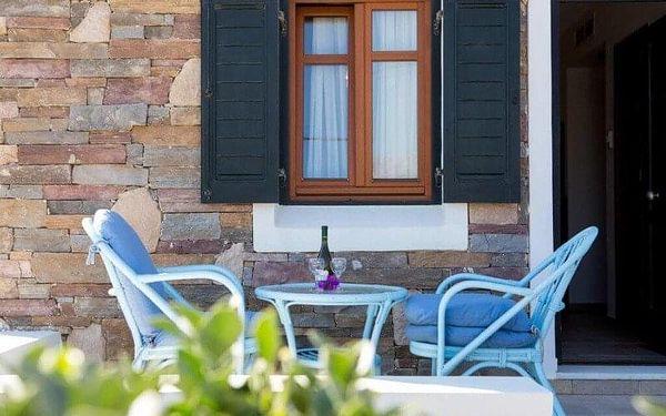 Plaza Beach hotel, Naxos, Řecko, Naxos, letecky, snídaně v ceně4