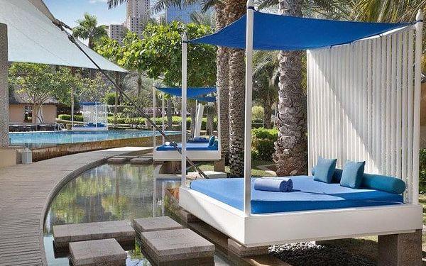 The Ritz Carlton Dubai, Dubai, Spojené arabské emiráty, Dubai, letecky, snídaně v ceně2