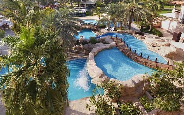 The Ritz Carlton Dubai, Dubai, Spojené arabské emiráty, Dubai, letecky, snídaně v ceně3