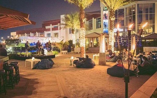 Dubai Marine Beach Resort and Spa, Dubai, Spojené arabské emiráty, Dubai, letecky, snídaně v ceně3