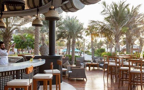 Jumeirah Al Naseem, Dubai, Spojené arabské emiráty, Dubai, letecky, snídaně v ceně5