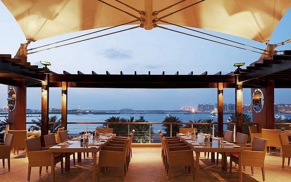 The Westin Dubai Mina Seyahi Beach Resort & Marina, Dubai, Spojené arabské emiráty, Dubai, letecky, snídaně v ceně5