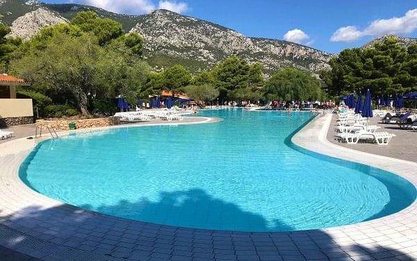 Sardinie, Hotel Palmasera Village Resort - pobytový zájezd, Sardinie