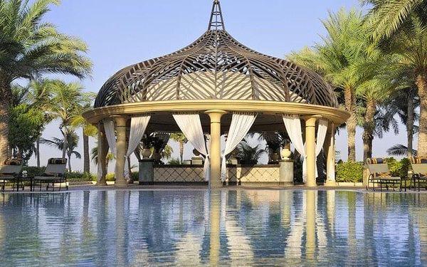 One and Only Royal Mirage, Dubai, Spojené arabské emiráty, Dubai, letecky, polopenze4