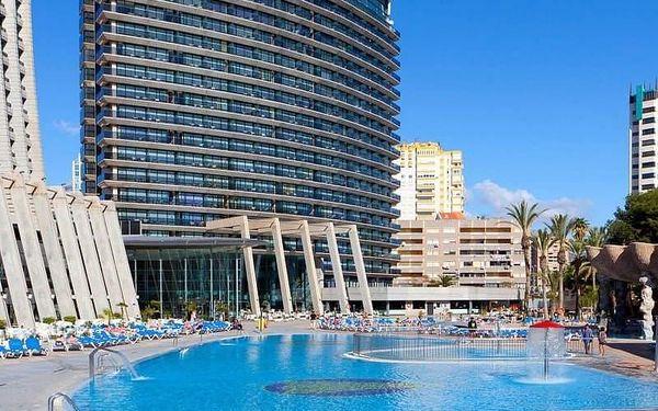 Španělsko - Costa Blanca letecky na 11 dnů, plná penze