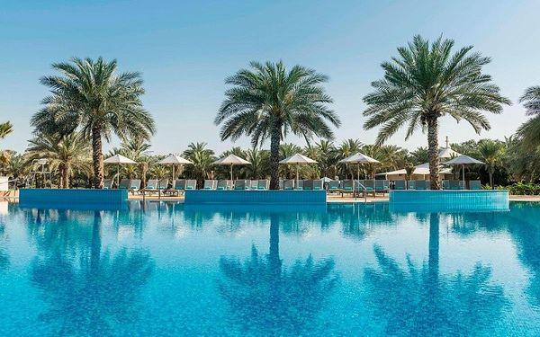Le Royal Méridien Beach Resort and Spa, Dubai, Spojené arabské emiráty, Dubai, letecky, polopenze5