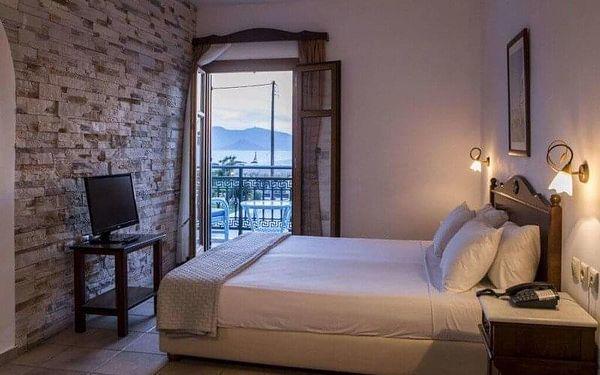 Plaza Beach hotel, Naxos, Řecko, Naxos, letecky, snídaně v ceně5