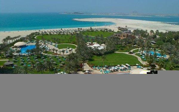 Spojené arabské emiráty - Dubaj letecky na 5-15 dnů, polopenze