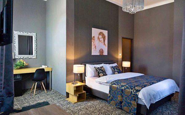 Hotel DaVinci v Mariánských Lázních s polopenzí a možností wellness