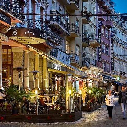 Karlovarský kraj: Salvator Hotel