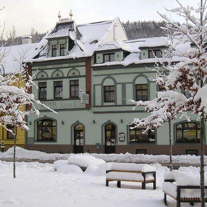 Krušné hory: Hotel Anna Nejdek