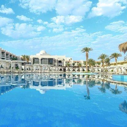 Egypt - Hurghada letecky na 8-23 dnů, ultra all inclusive