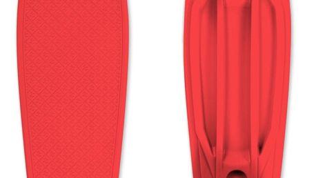 Skateboard STREET SURFING Fizz Board - červený