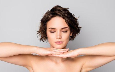 Radiofrekvence obličeje, dekoltu, krku i podbradku