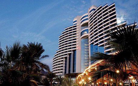 Spojené arabské emiráty - Fujairah letecky na 5-15 dnů