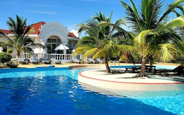 IBEROSTAR SELECTION ENSENACHOS, Cayo Santa Maria, Kuba, Cayo Santa Maria, letecky, all inclusive4