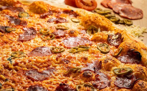 1x pizza o průměru 33 cm2