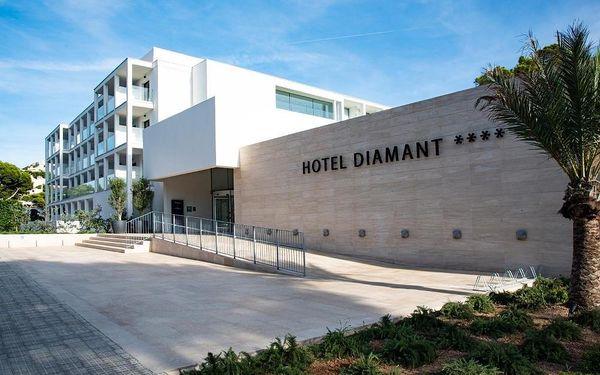 Baleárské ostrovy: Hotel Diamant