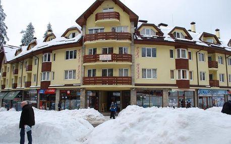 Lyžování v Bulharsku: PM Services Royal Plaza Apartments