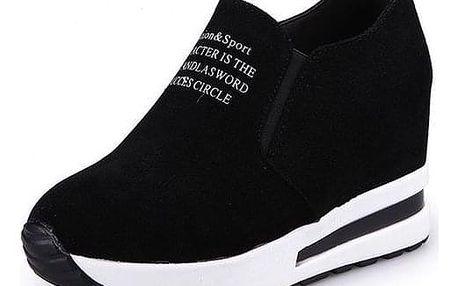 Dámské boty Claretta Černá - 4 - dodání do 2 dnů
