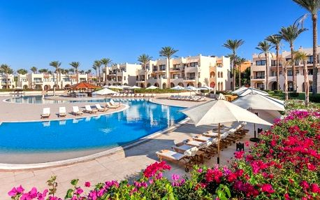 Egypt - Sharm el Sheikh letecky na 8-22 dnů