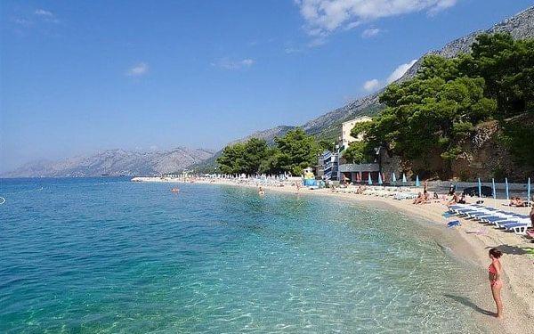 Chorvatsko - Baška Voda letecky na 8 dnů