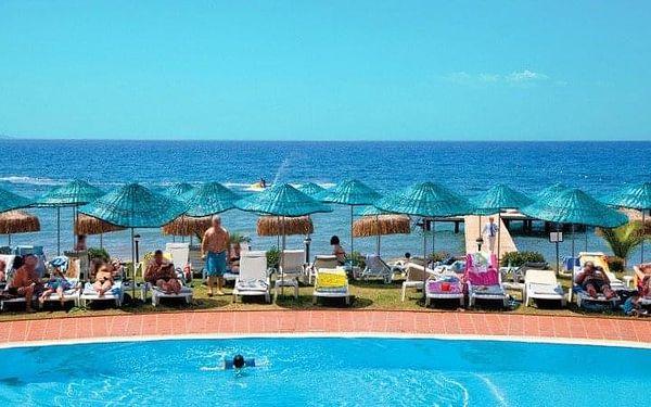 Hotel Faustina, Kusadasi, Turecko, Kusadasi, letecky, all inclusive2