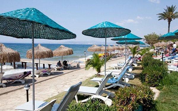 Hotel Faustina, Kusadasi, Turecko, Kusadasi, letecky, all inclusive3