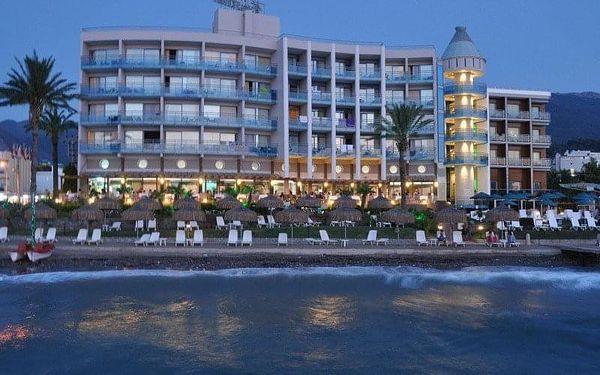Hotel Faustina, Kusadasi, Turecko, Kusadasi, letecky, all inclusive4