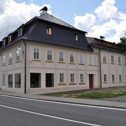 Národní park České Švýcarsko: Penzion Lípa