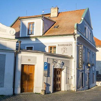 Jižní Čechy: Hotel Barbakan