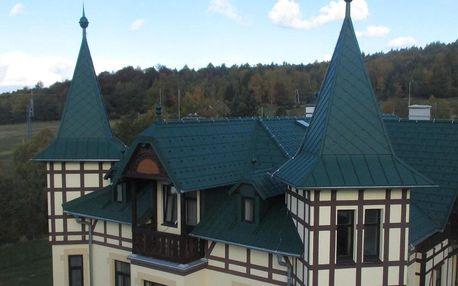 Navštivte Děčínský Sněžník Hotel Švýcarský dům