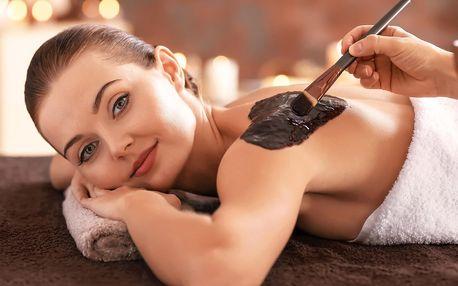 Sladký relax: čokoládová masáž pro jednoho i pár